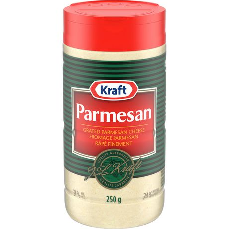 Kraft 100% Grated Parmesan Cheese - image 1 of 2