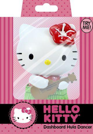Chroma Graphics Ornement de capot Hello Kitty Hula - image 1 de 1