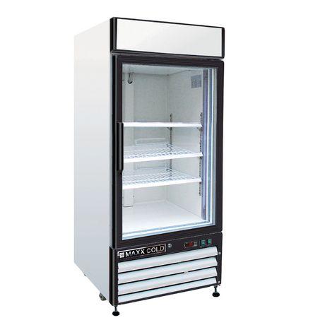 Réfrigérateur marchandiseur Maxx Cold de la série X de 16 pi³ - image 5 de 5
