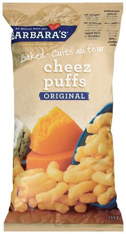 Barbara's Bakery Original Cheese Puffs - image 1 of 2