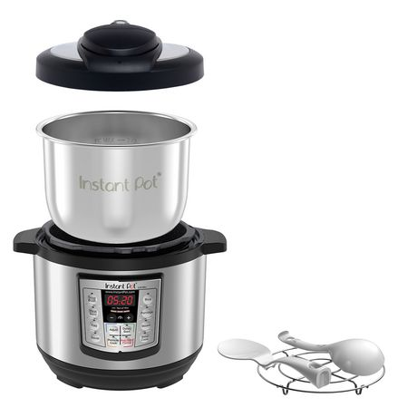 Instant Pot 3 Quart Luxe 6-in-1 Multi-use Programmable Electric Pressure Cooker - image 2 of 4