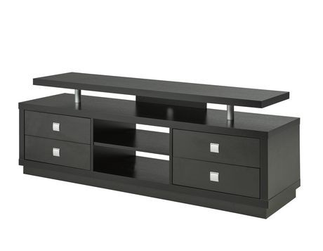 meuble pour t l viseur avec tiroirs brassex walmart canada. Black Bedroom Furniture Sets. Home Design Ideas