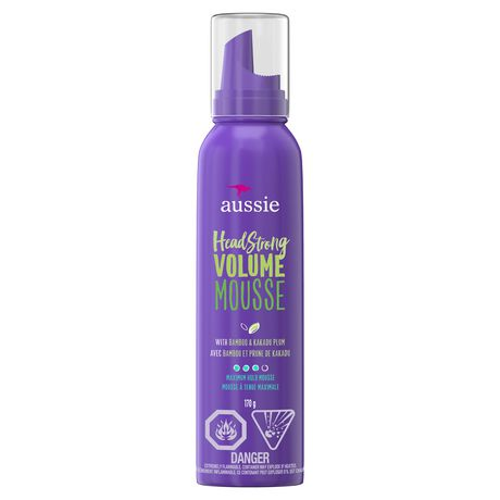 Aussie Aussome Volume Styling Hair Mousse - Volumizing Mousse - image 1 of 4