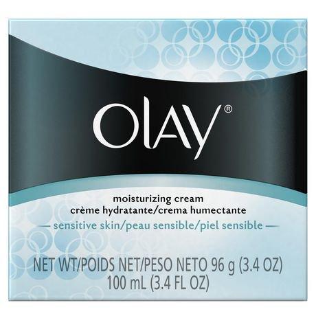 Olay Moisturizing Cream Sensitive Skin | Walmart Canada
