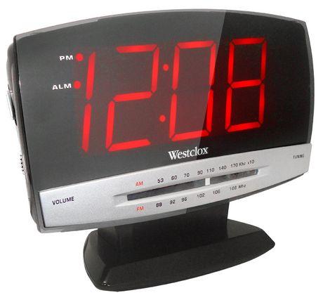 Westclox Clock Radio - image 1 of 1