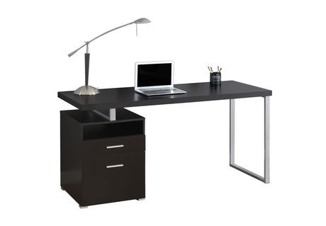 bureau d ordinateur monarch specialties walmart canada. Black Bedroom Furniture Sets. Home Design Ideas