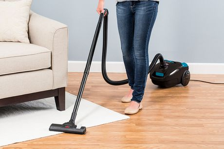 BISSELL® Powerforce Bagged Canister Vacuum Cleaner - image 3 of 4