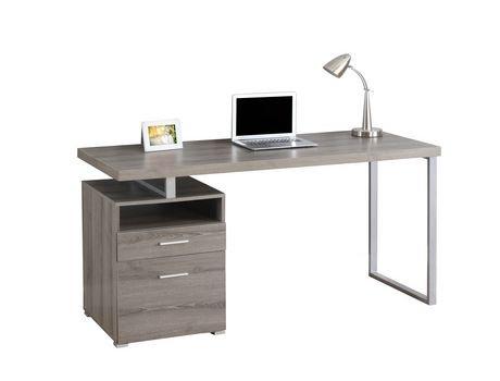 bureau d ordinateur monarch specialties walmart canada. Black Bedroom Furniture Sets. Home Design Ideas