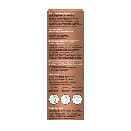 L'Oreal Paris Hair Expertise 8-second Wonder Water Lamellar Rinse-out Treatment, 200ml - image 7 of 8