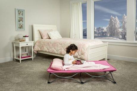 lit de voyage portatif my cot de regalo international walmart canada. Black Bedroom Furniture Sets. Home Design Ideas