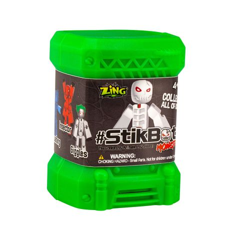 Stikbot Monsters - Single Blend Pack - image 3 of 4
