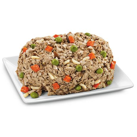 Beneful Chopped Blends Wet Dog Food, Chicken, Carrots, Peas & Wild Rice - image 5 of 5