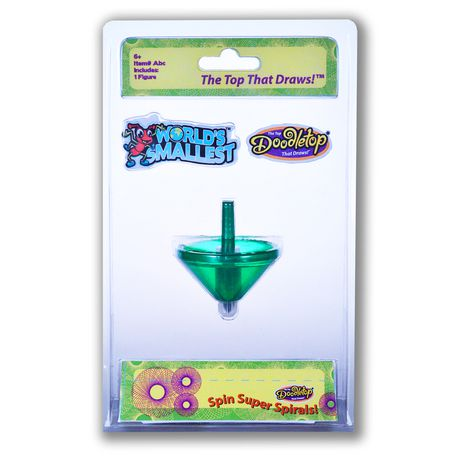 World's Smallest Doodle Top Classic Toy - image 1 of 4