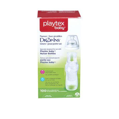 Playtex Baby™ DROP-INS™ Nurser Bottles Liners - image 1 of 8