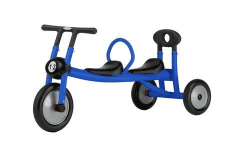 Trotteur tricycle pilote Italtrike avec 2 siège sans pédales - image 1 de 1