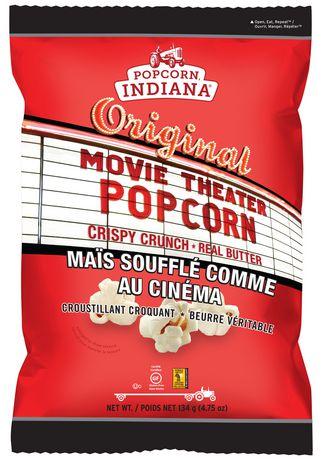 Popcorn Indiana Original Movie Theater Popcorn - image 1 of 2