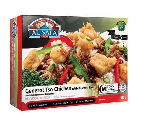 Al safa halal general tso chicken with basmati rice walmart canada forumfinder Gallery