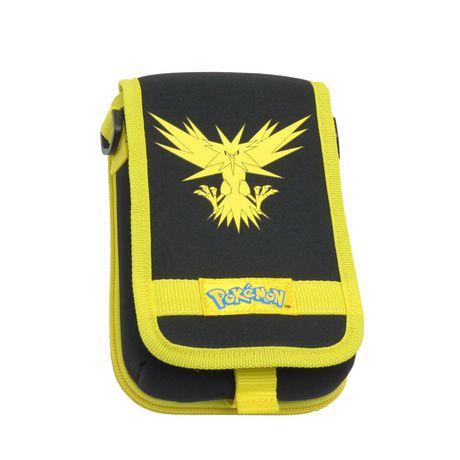 Sacoche Pokémon Légendaire d'Hori en jaune - image 1 de 1