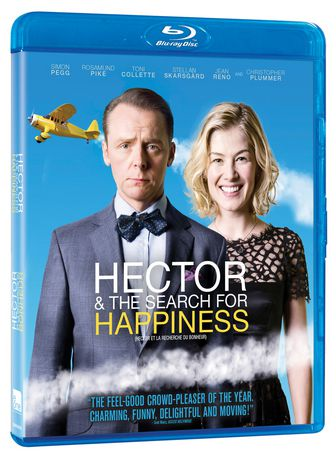 Hector and The Search for Happiness (Blu-ray) - image 1 of 1