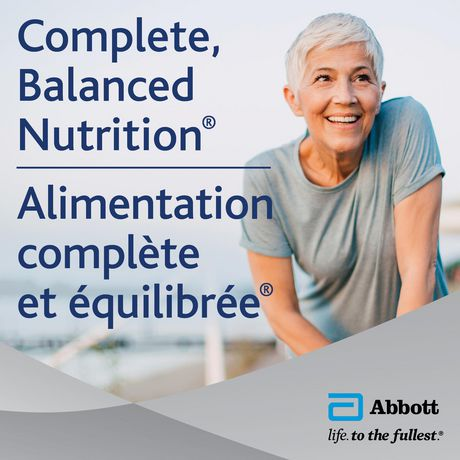 Ensure® Regular, Complete Balanced Nutrition, Vanilla, 6 x 235 mL - image 4 of 9