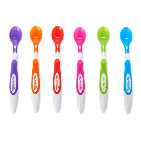 Munchkin Soft-Tip Infant Spoons - image 1 of 9