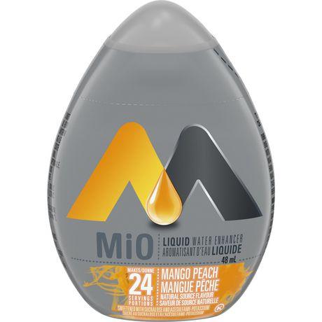 MiO Mango Peach Liquid Water Enhancer - image 1 of 4