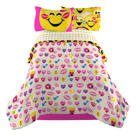 Emoji Bedding Full Size Awesome Hot Sale Set