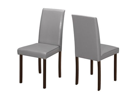 Chaise de salle manger monarch specialties en simili for Chaise de salle a manger trackid sp 006