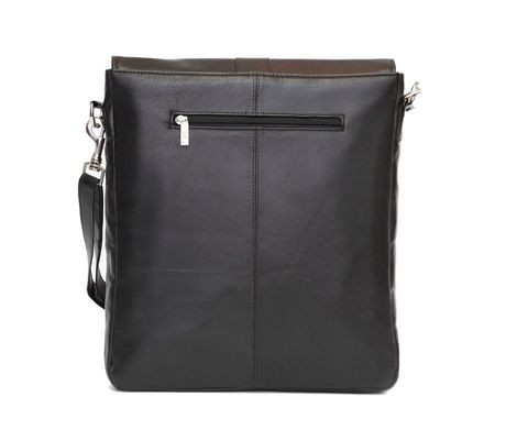 Ashlin Leather Ashlin Compact Unisex Messenger Bag