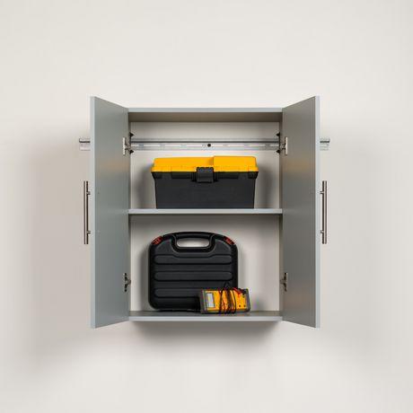 Armoire supérieure accrochable HangUps de Prepac de 24po - image 3 de 5