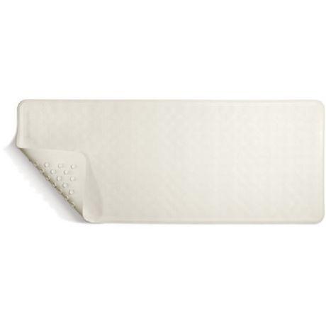 profilio nonslip bath mat with massage zones regular size white walmart canada