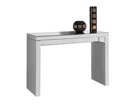Bon Monarch Specialties Mirror Console Table