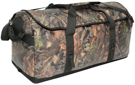 10beef1d1c North 49 Small Camouflage Marine Duffle - image 1 of 1 ...