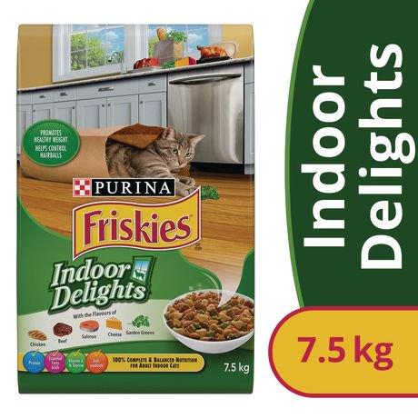 Purina Indoor Cat Food Amount
