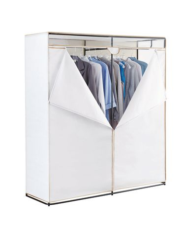Mainstays All Metal 60 Inch Clothes Closet