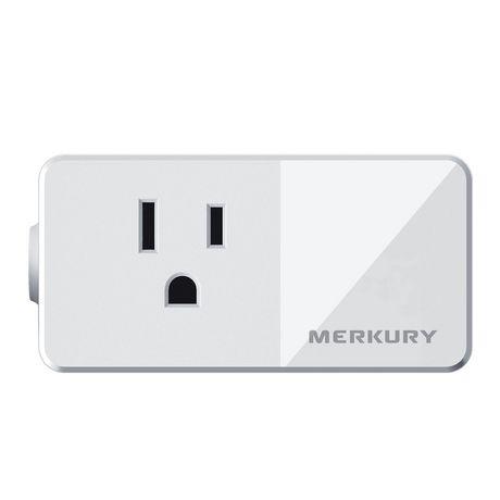 Merkury Smart Wi-Fi Plug MIC-WW105-199W