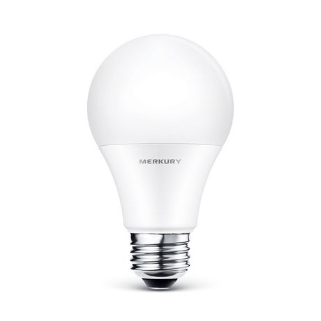 Merkury Smart Wi-Fi LED Bulb Dimmable White - image 1 of 4