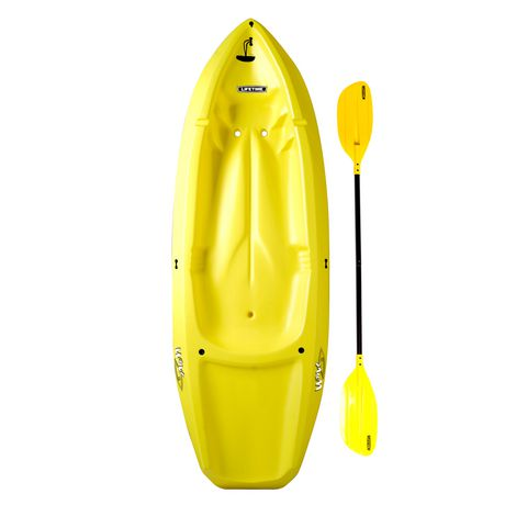 Lifetime Products Inc Lifetime 6 Ft Wave Youth Kayak (yellow)