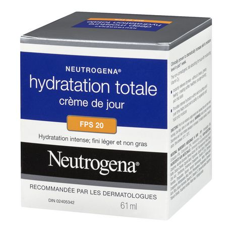 Neutrogena Deep Moisture Day Cream SPF20 61ml - image 5 of 6