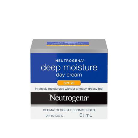Neutrogena Deep Moisture Day Cream SPF20 61ml - image 1 of 6