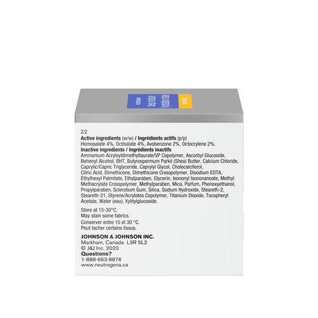 Neutrogena Deep Moisture Day Cream SPF20 61ml - image 2 of 6