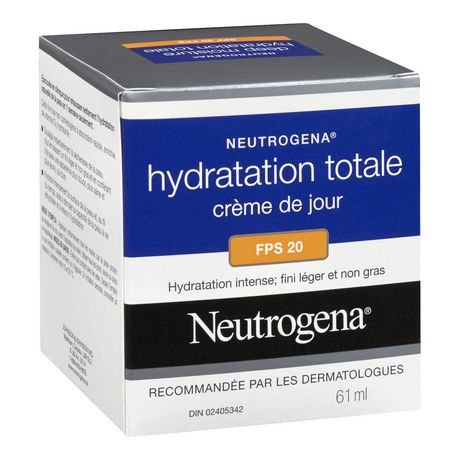 Neutrogena Deep Moisture Day Cream SPF20 61ml - image 6 of 6