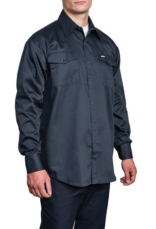 90b47e00525 Genuine Dickies SnapWork Shirt - image 1 of 1 ...