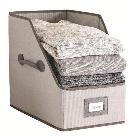 Boîte à chandails Mainstays en tissu - image 1 de 1
