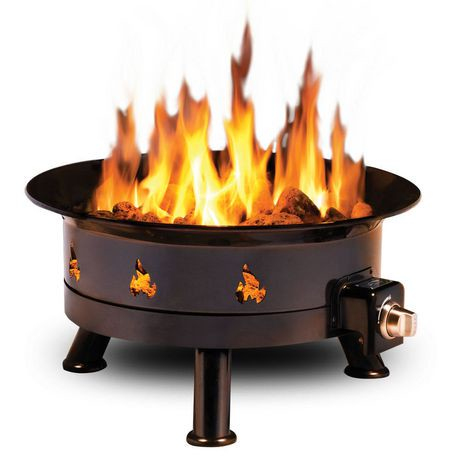 Outland Firebowl Mega Portable Propane Fire Pit | Walmart ... on Outland Firebowl Propane Fire Pit id=49271