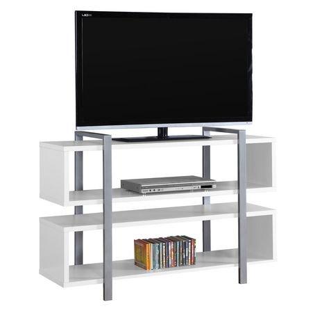 Tag re meuble de t l monarch specialties for Etagere meuble tele