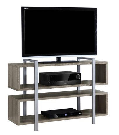 tag re meuble de t l monarch specialties. Black Bedroom Furniture Sets. Home Design Ideas