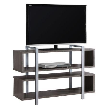 Tag re meuble de t l monarch specialties walmart canada for Etagere meuble tele