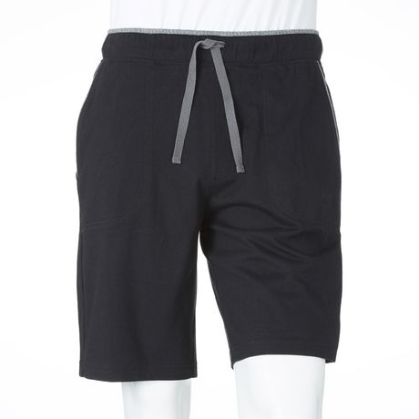 George Men's Cotton Sleep Shorts - image 1 of 1