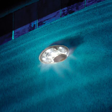 Blue Wave Hydro Powered Return Jet Led Pool Light And Show